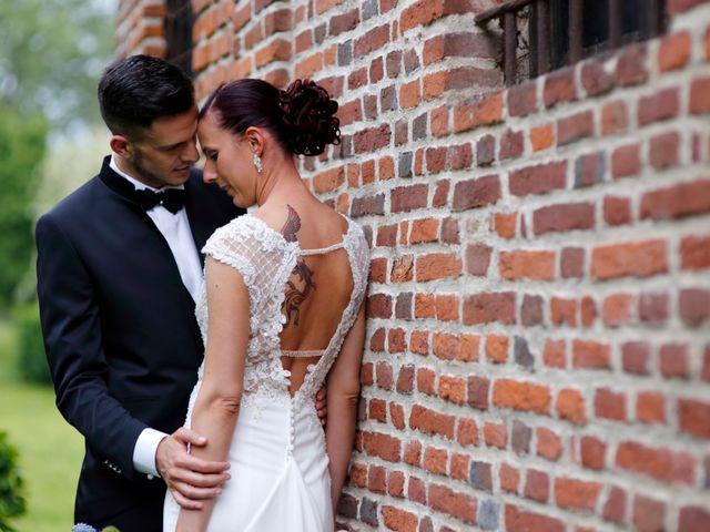 Il matrimonio di Davide e Federica a Milano, Milano 14