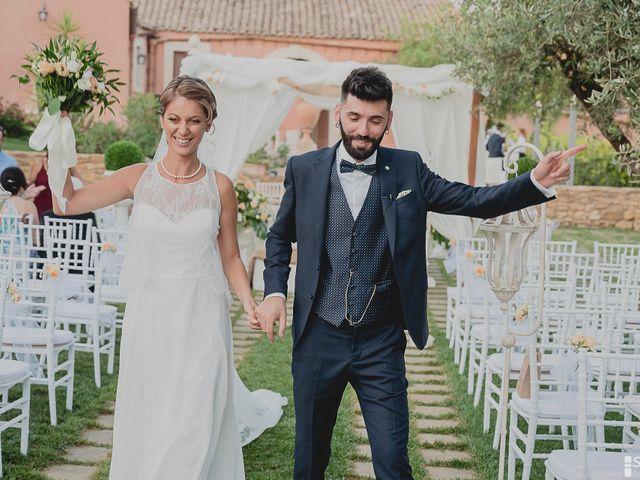 Il matrimonio di Michael e Simona a Caltagirone, Catania 17