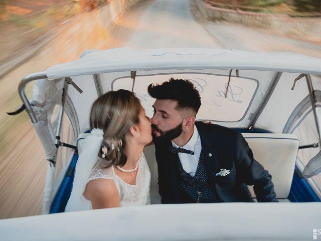 Le nozze di Simona e Michael