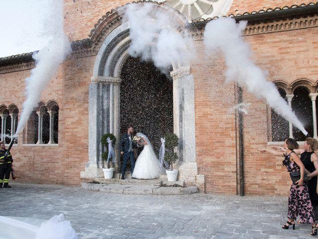 Il matrimonio di Domenico e Lucia a Tolentino, Macerata 11