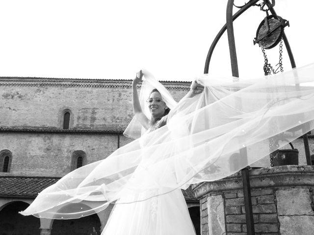 Il matrimonio di Domenico e Lucia a Tolentino, Macerata 14