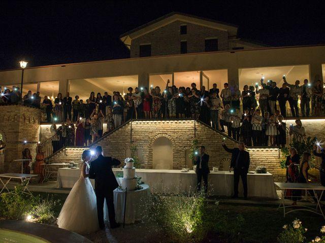 Il matrimonio di Domenico e Lucia a Tolentino, Macerata 15