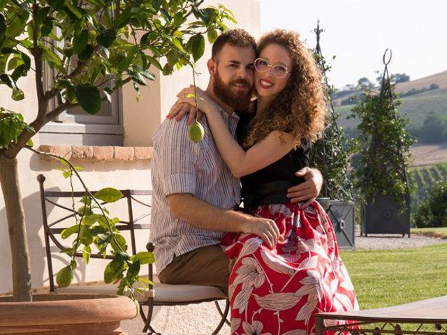 Il matrimonio di Domenico e Lucia a Tolentino, Macerata 2