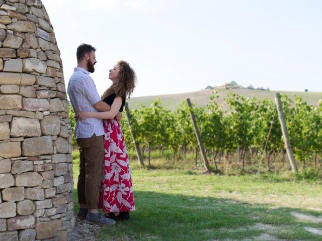 Il matrimonio di Domenico e Lucia a Tolentino, Macerata 3