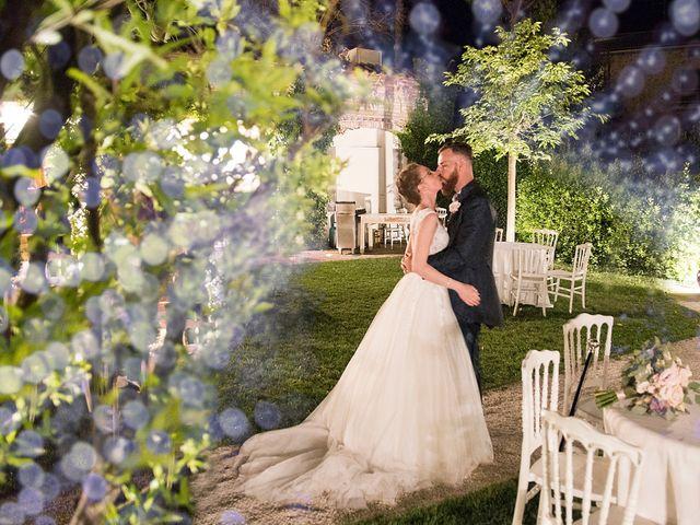 Le nozze di Lucia e Domenico