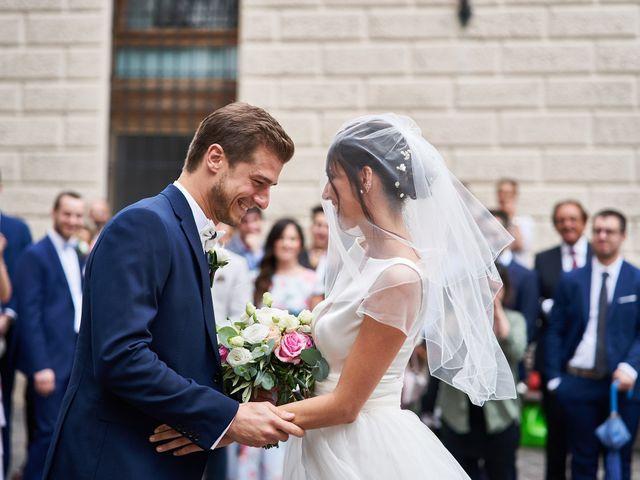 Le nozze di Federica e Diego