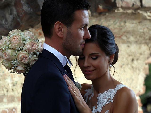Le nozze di Cristina e Riccardo