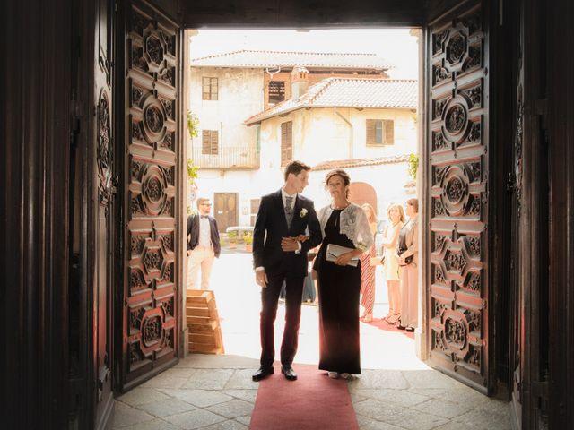 Il matrimonio di Valentino e Marianna a Biella, Biella 20