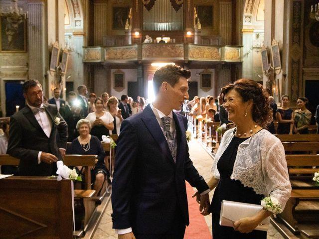 Il matrimonio di Valentino e Marianna a Biella, Biella 21