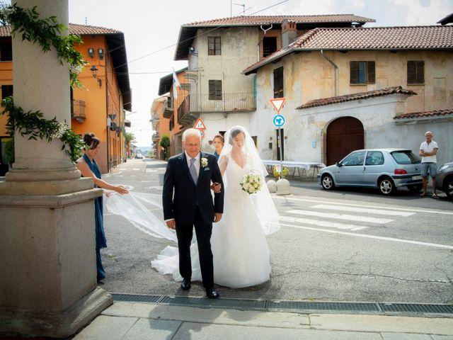 Il matrimonio di Valentino e Marianna a Biella, Biella 27