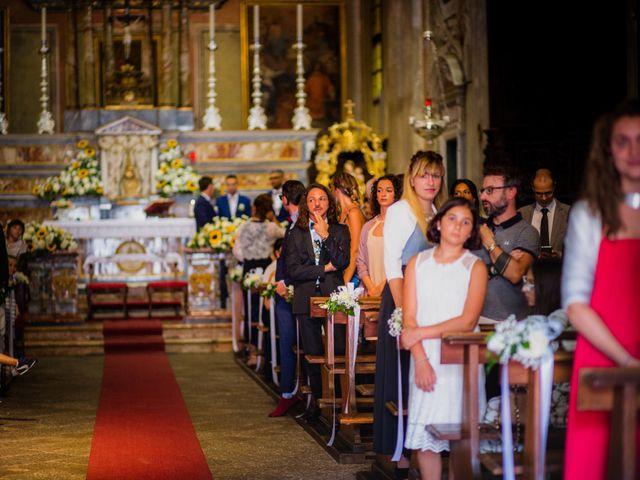 Il matrimonio di Valentino e Marianna a Biella, Biella 28