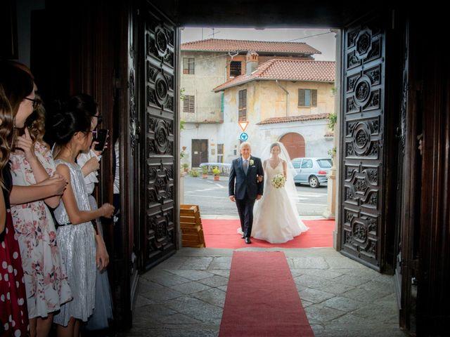 Il matrimonio di Valentino e Marianna a Biella, Biella 29