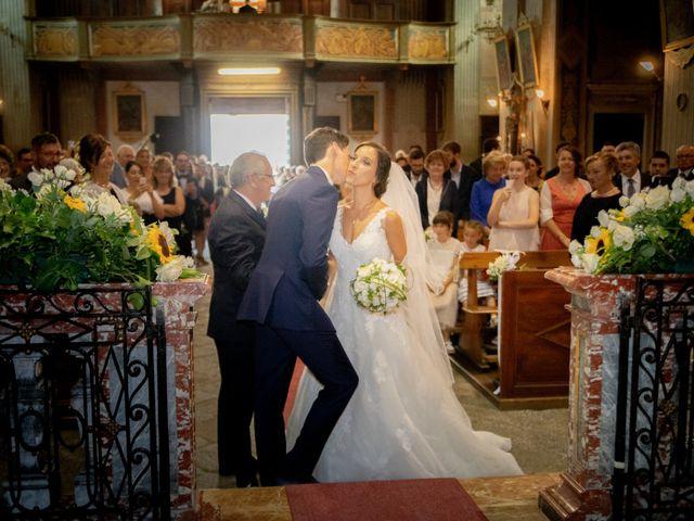 Il matrimonio di Valentino e Marianna a Biella, Biella 31