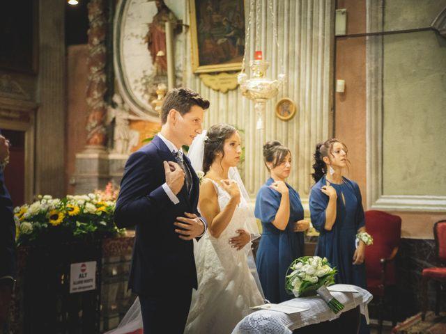 Il matrimonio di Valentino e Marianna a Biella, Biella 32
