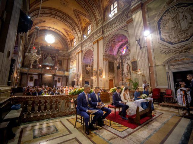 Il matrimonio di Valentino e Marianna a Biella, Biella 33
