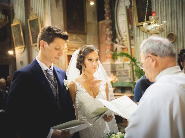 Il matrimonio di Valentino e Marianna a Biella, Biella 34
