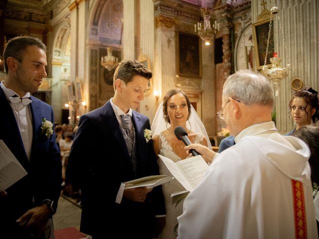 Il matrimonio di Valentino e Marianna a Biella, Biella 35