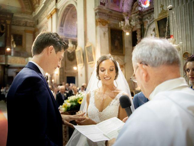 Il matrimonio di Valentino e Marianna a Biella, Biella 36