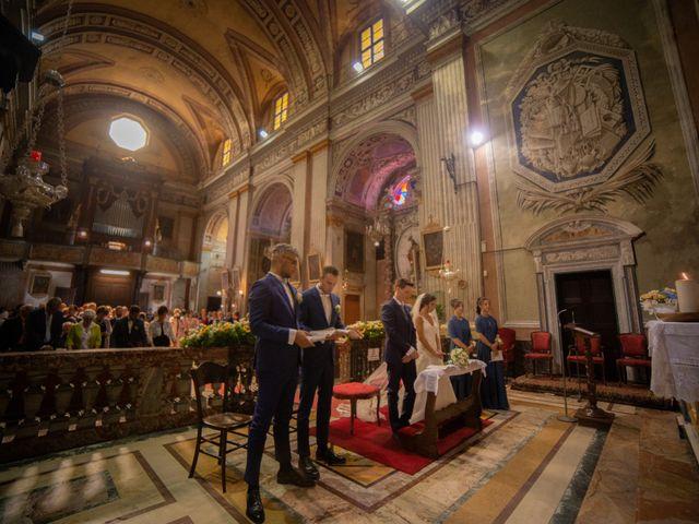 Il matrimonio di Valentino e Marianna a Biella, Biella 40