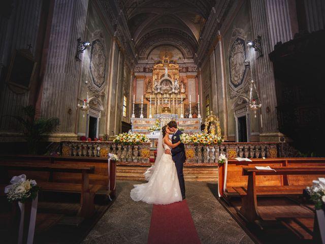 Il matrimonio di Valentino e Marianna a Biella, Biella 41