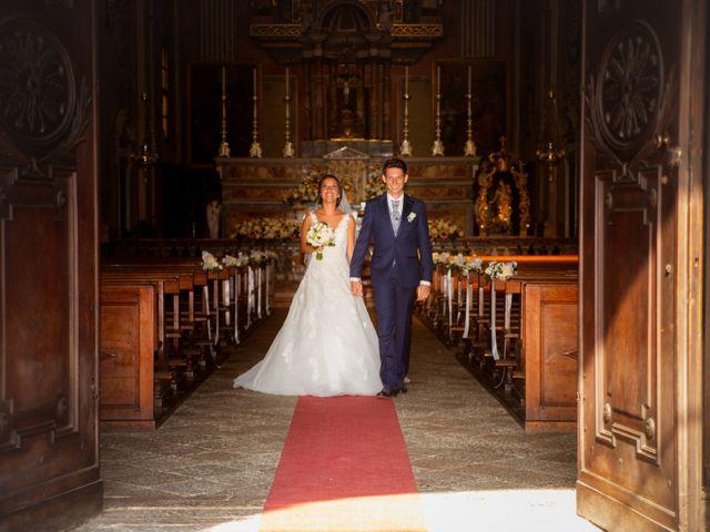 Il matrimonio di Valentino e Marianna a Biella, Biella 42