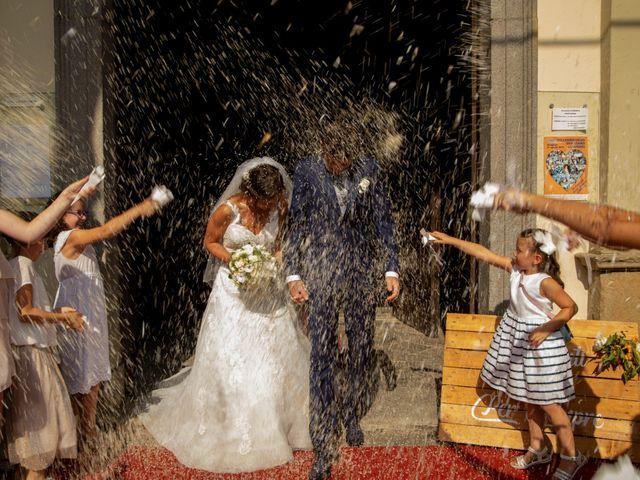 Il matrimonio di Valentino e Marianna a Biella, Biella 43