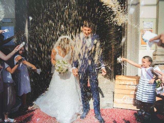 Il matrimonio di Valentino e Marianna a Biella, Biella 44