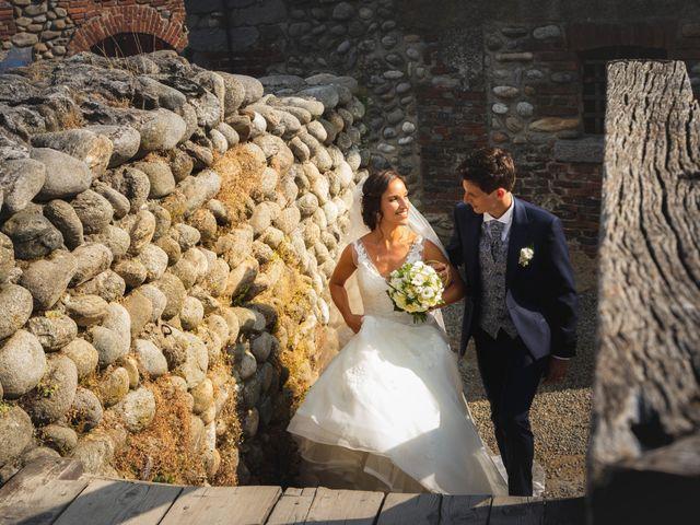 Il matrimonio di Valentino e Marianna a Biella, Biella 46