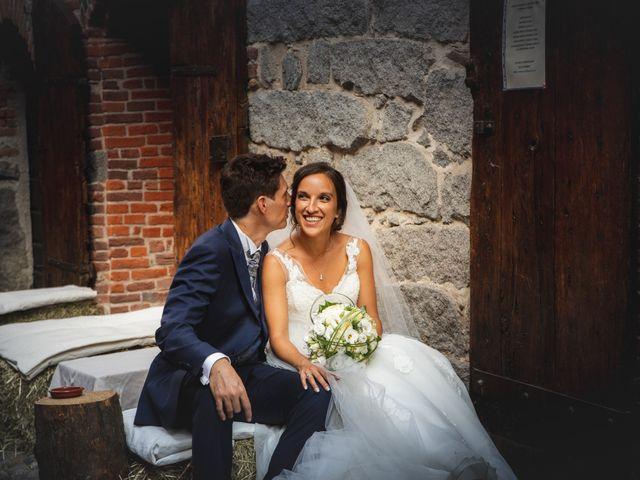 Il matrimonio di Valentino e Marianna a Biella, Biella 49