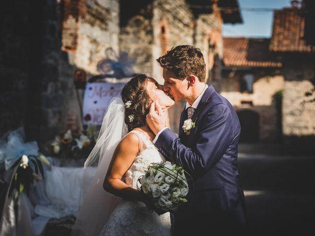 Il matrimonio di Valentino e Marianna a Biella, Biella 50