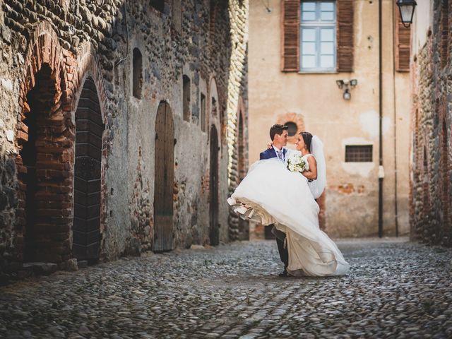 Il matrimonio di Valentino e Marianna a Biella, Biella 51