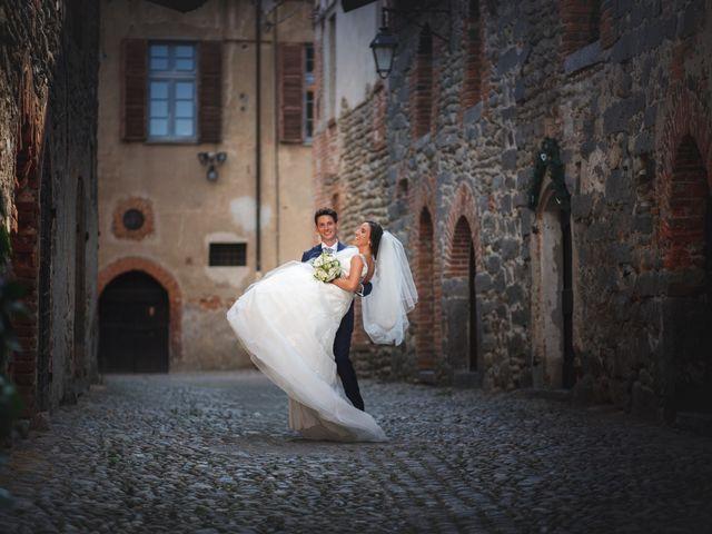 Il matrimonio di Valentino e Marianna a Biella, Biella 52