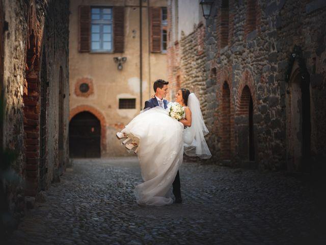 Il matrimonio di Valentino e Marianna a Biella, Biella 53