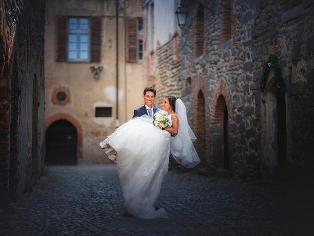 Il matrimonio di Valentino e Marianna a Biella, Biella 54