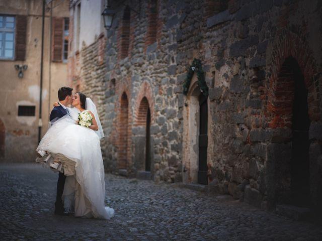 Il matrimonio di Valentino e Marianna a Biella, Biella 55