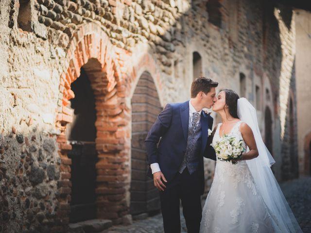Il matrimonio di Valentino e Marianna a Biella, Biella 56