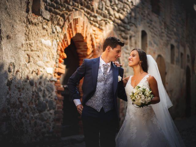 Il matrimonio di Valentino e Marianna a Biella, Biella 57
