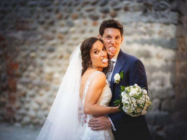 Il matrimonio di Valentino e Marianna a Biella, Biella 60