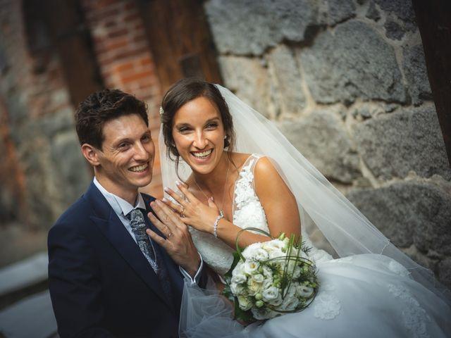Il matrimonio di Valentino e Marianna a Biella, Biella 61