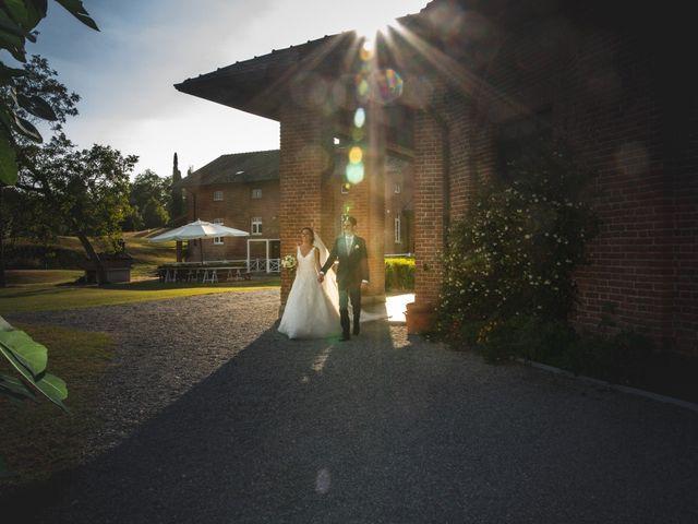 Il matrimonio di Valentino e Marianna a Biella, Biella 62