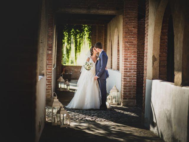 Il matrimonio di Valentino e Marianna a Biella, Biella 63
