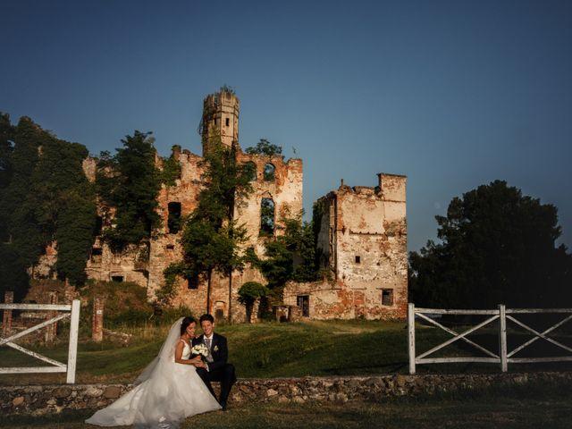 Il matrimonio di Valentino e Marianna a Biella, Biella 76