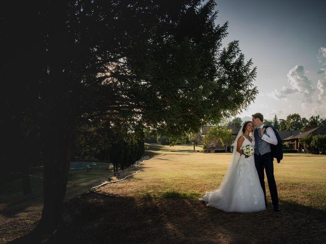 Il matrimonio di Valentino e Marianna a Biella, Biella 78