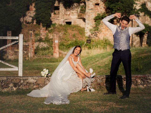 Il matrimonio di Valentino e Marianna a Biella, Biella 79