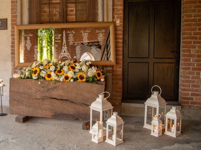Il matrimonio di Valentino e Marianna a Biella, Biella 82
