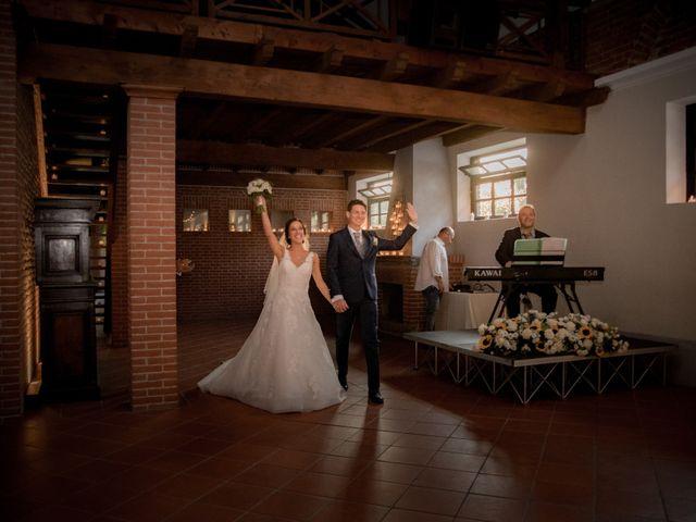 Il matrimonio di Valentino e Marianna a Biella, Biella 86