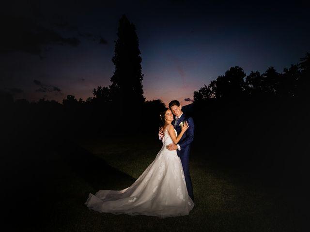 Il matrimonio di Valentino e Marianna a Biella, Biella 91