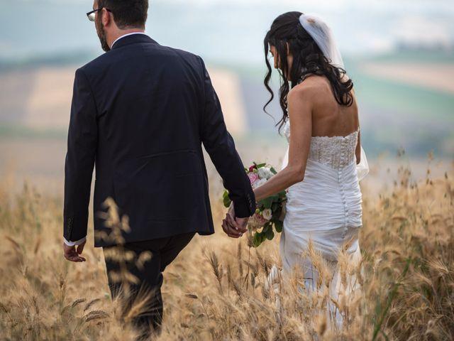Il matrimonio di Pierluigi e Valentina a San Marcello, Ancona 73