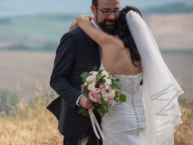 Il matrimonio di Pierluigi e Valentina a San Marcello, Ancona 76