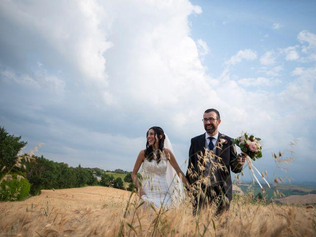 Il matrimonio di Pierluigi e Valentina a San Marcello, Ancona 80